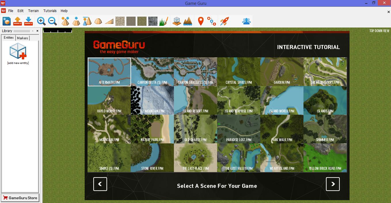 GameGuru :: Friday Devblog - Build 030